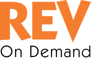 REV On Demand Logo