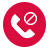 Revoice Call Blocking Icon