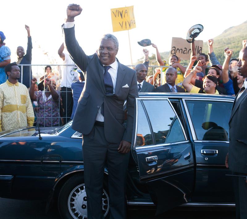 Idris Elba stars in MANDELA: LONG WALK TO FREEDOM
