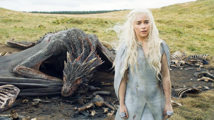Daenerys GoT Poster WEB